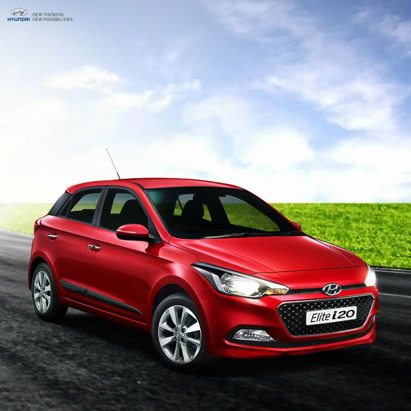 Hyundai Creates History With The Elite I20 Wins 2 Indian Car Of The