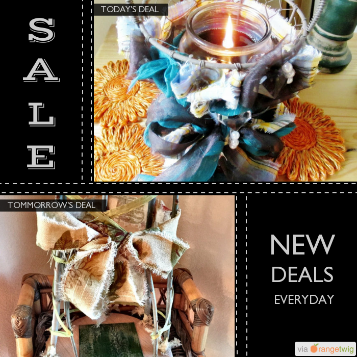 Today Only! 10% OFF this item. Follow us on Pinterest to be the first to see our exciting Daily Deals.  Today's Product: Boho Weaved Basket perfect for wine bottle, candle holder, utensil holder. Teal, gold, purple and yellow flowers with pearls crystals andbow.  Buy now: https://orangetwig.com/shops/AAAm6G3/campaigns/AACDjZB?cb=2016002&sn=TheGypsyBirdcage&ch=pin&crid=AACDjYW&exid=206872082