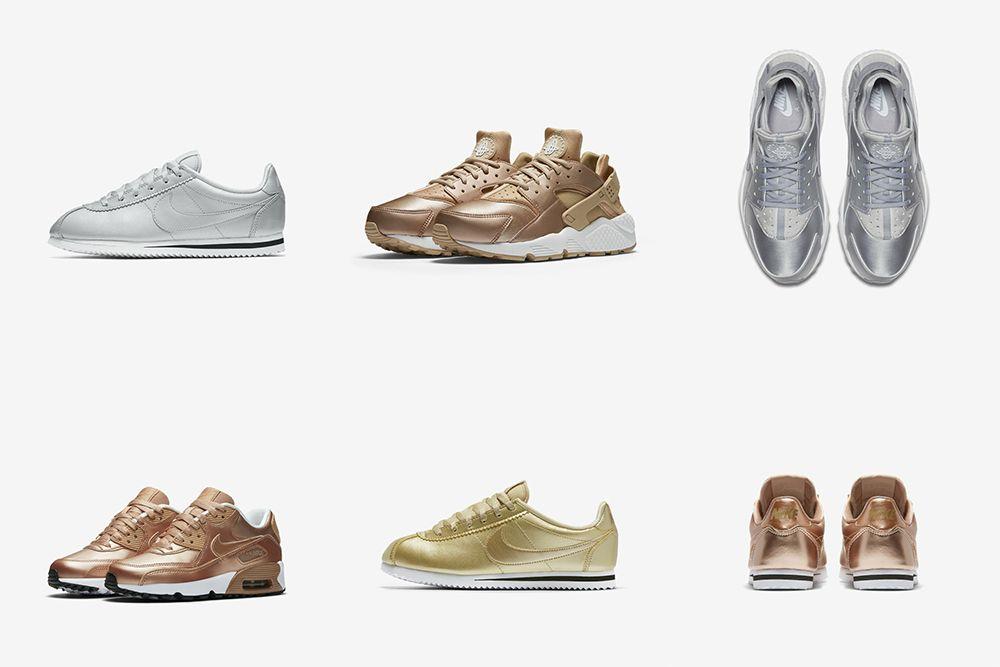 Nike Sportswear Metallic Pack Zima 2016 Nike Sportswear Nike Sportswear