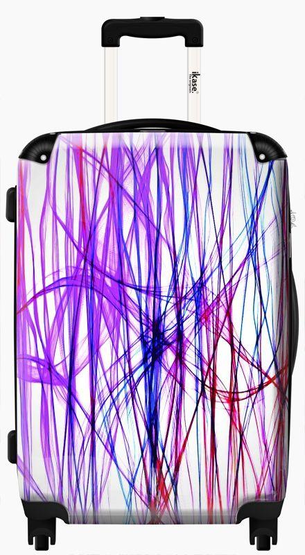 Ikase votre valise personnalisée de Abstrait, Art et Mode, Chrisb Marquez, Pixel Invow - la valise personnalisable a ton image ! Parcourez nos catégories et licences !