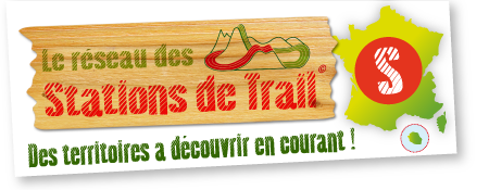 French network of resorts dedicated to trail running.