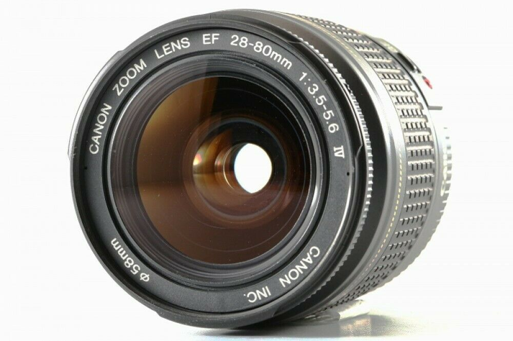 Canon Ef 28 80mm F 3 5 5 6 Iv Lens From Japan Exc Canon