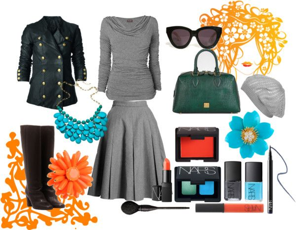 """""""Casual Chic"""" by mazkool ❤ liked on Polyvore"""