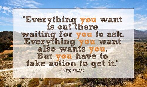 Everything you want is waiting for you...