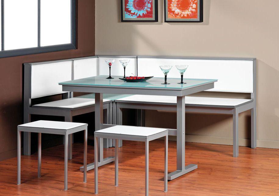 Resultado de imagen para mesas rinconeras comedor ideas para depto - Rinconeras de cocina ...