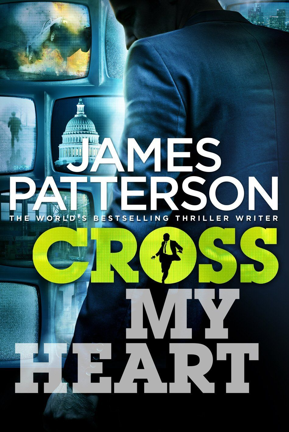 Cross my heart alex cross 21 james for Alex co amazon