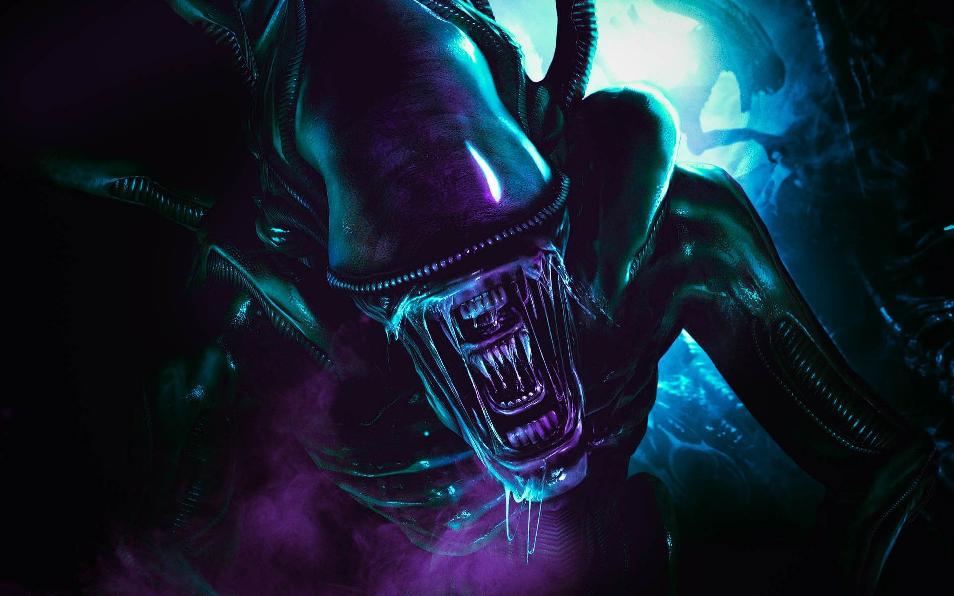 404 Not Found Aliens Colonial Marines Alien Pictures Green Movie