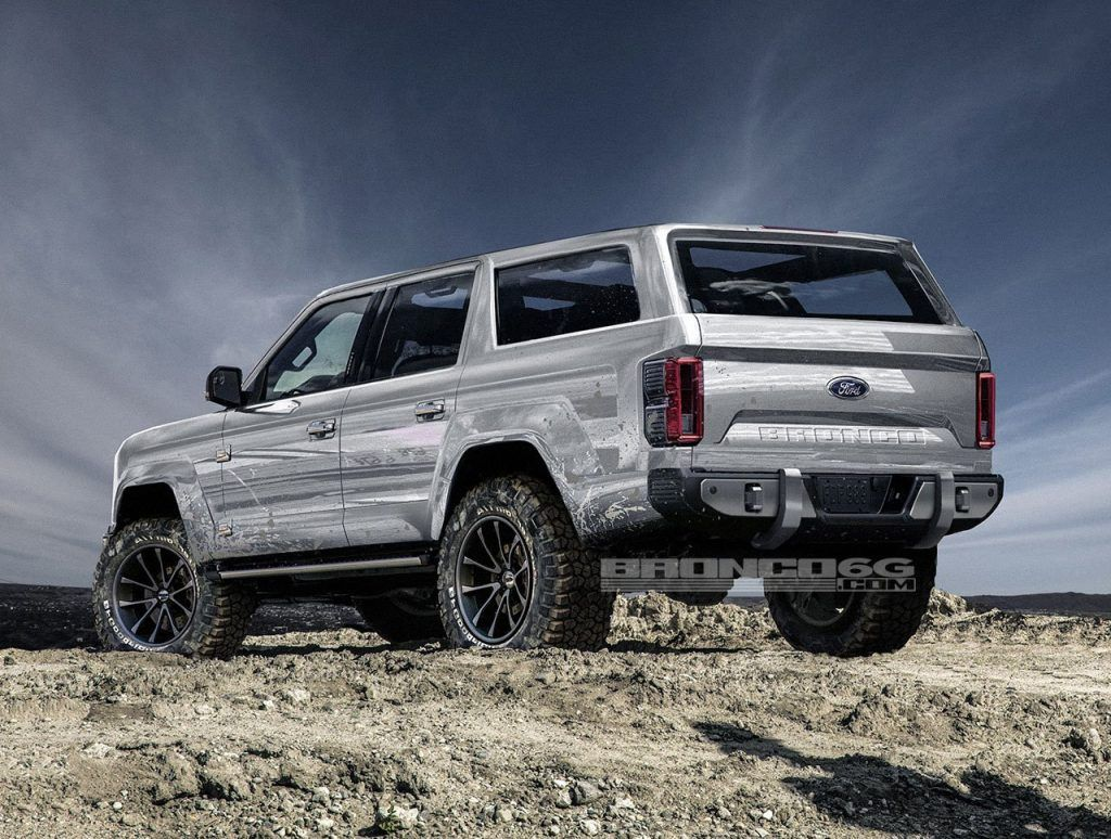 2020 Ford Excursion Ford Bronco Concept Ford Bronco 2019 Ford