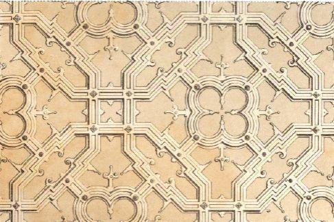 Design Decoration Craft: English Decorative Ceilings at Crewe Hall