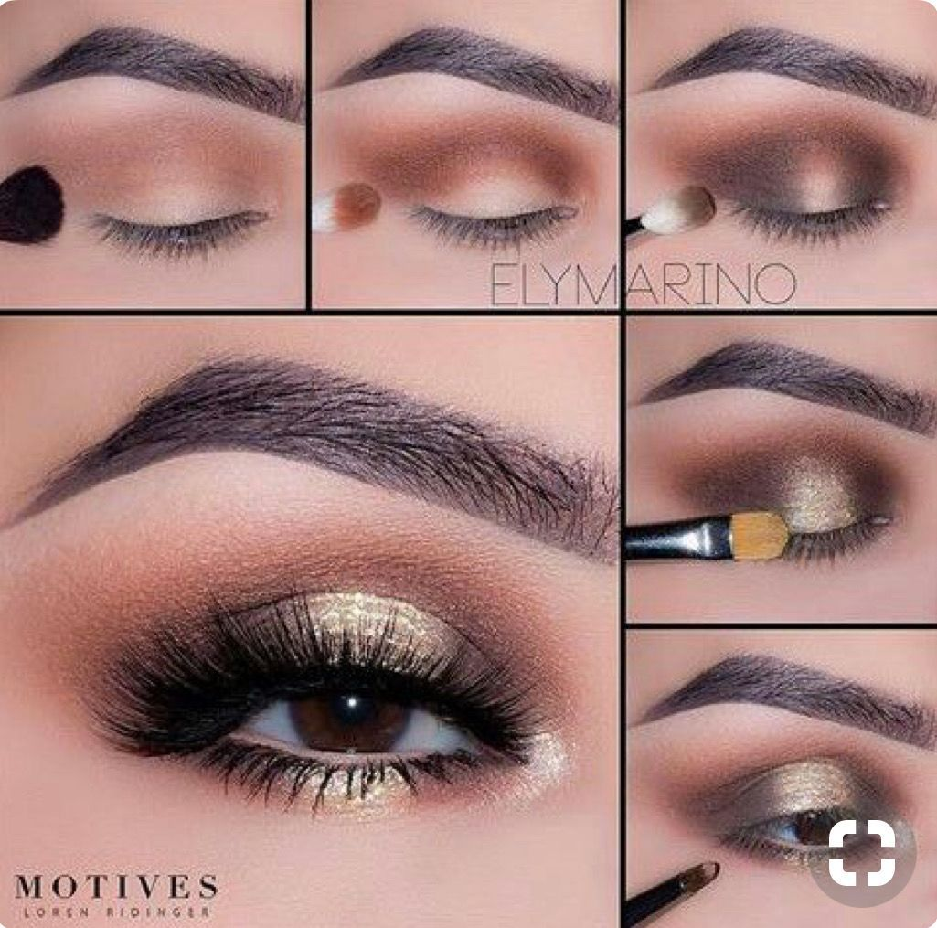 Modern Eye Makeup Ideas Bold Chic Creative Eye Shadow Looks