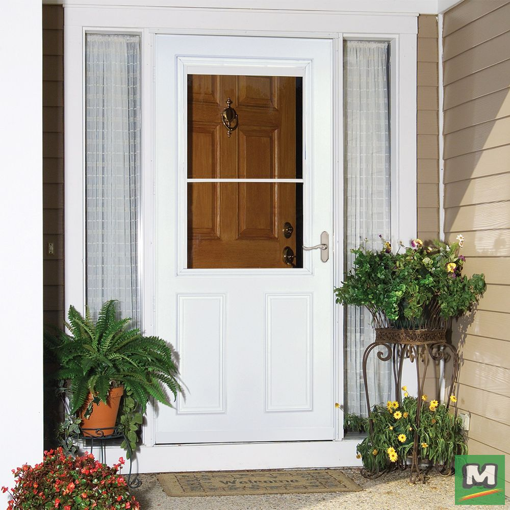Welcome The Breeze With This Timberline Retractable Screen Away