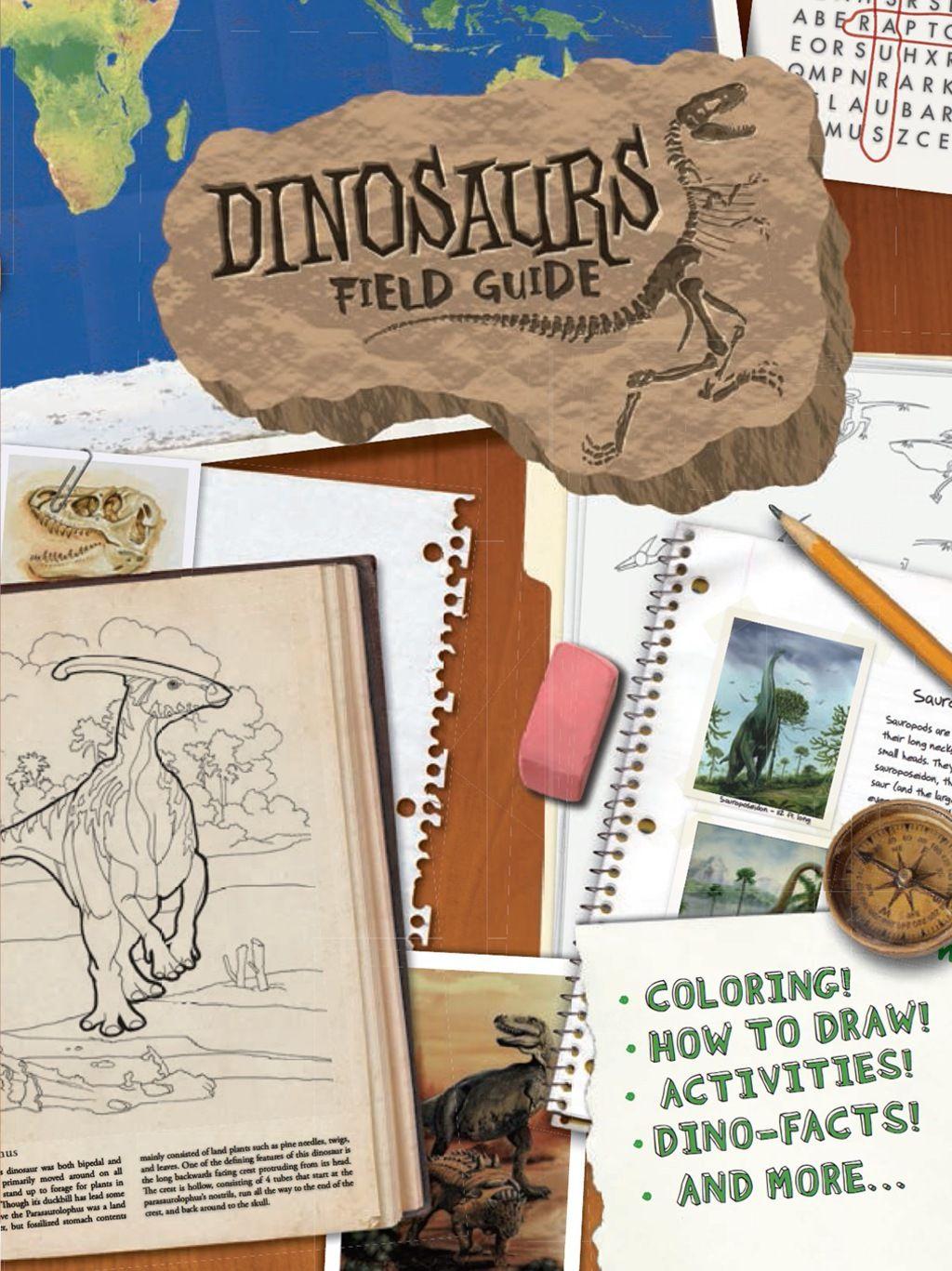 Dinosaurs field guide ebook in 2020 field guide
