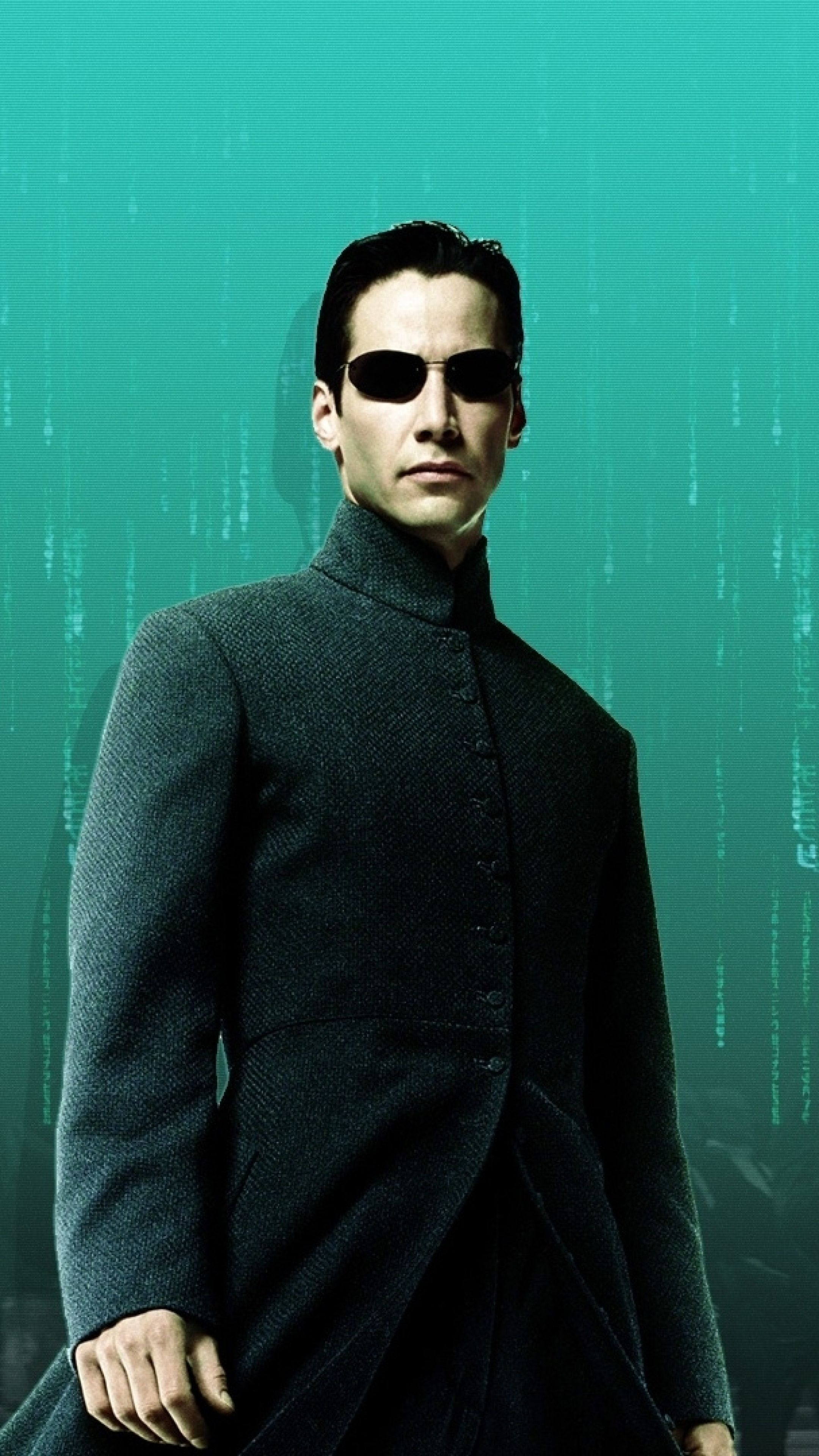 Download Matrix Neo wallpapers to your cell phone code ...