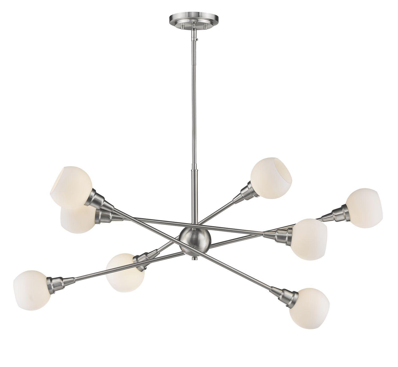 Eight Light Pendant