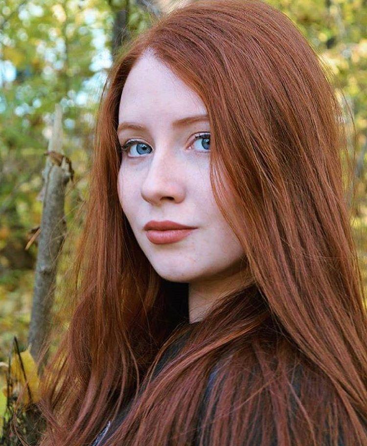 Cute Redhead Babe