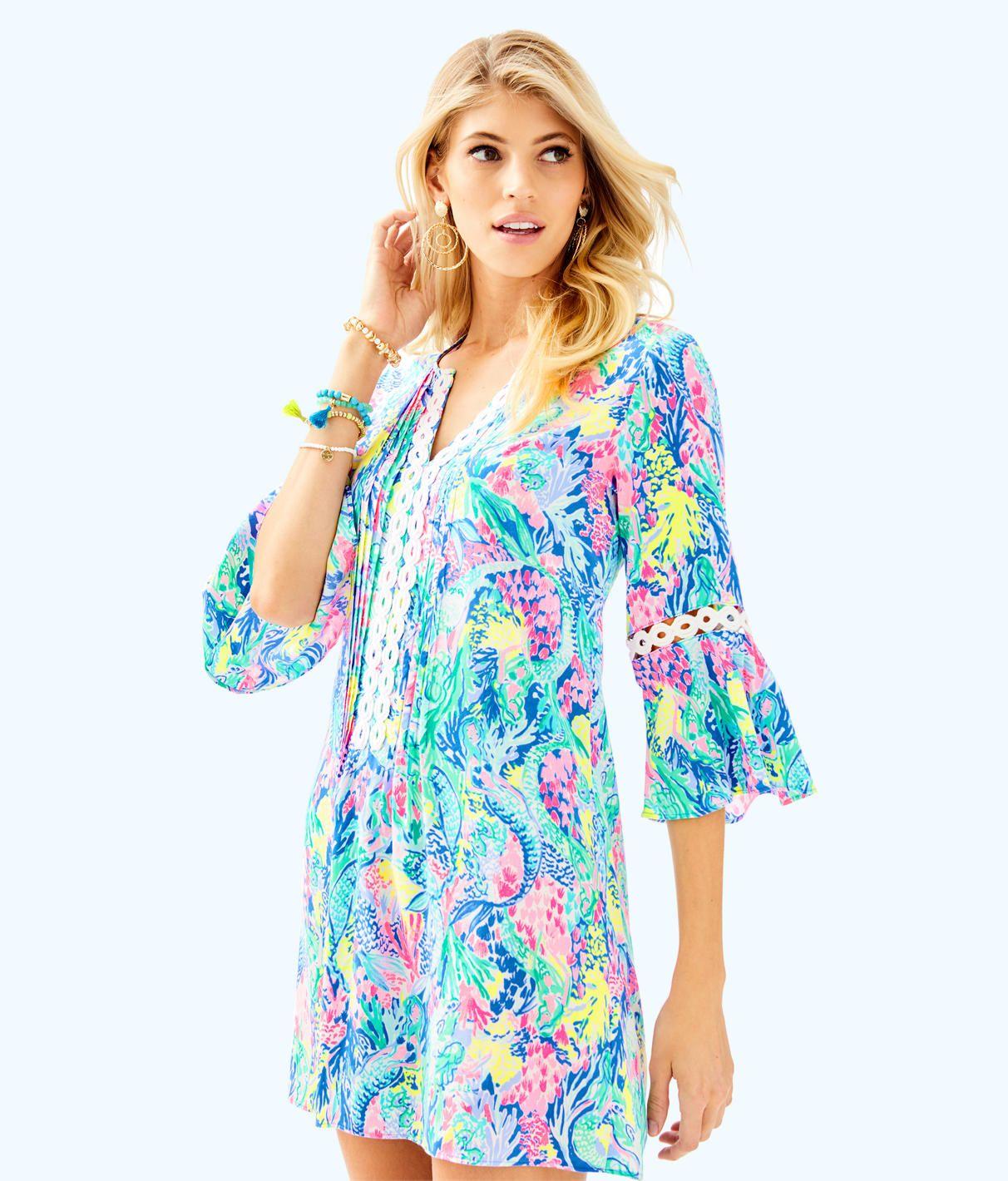 770fe0e39ff Hollie Tunic Dress | Spring Dresses | Dresses, Tunic, Summer dresses