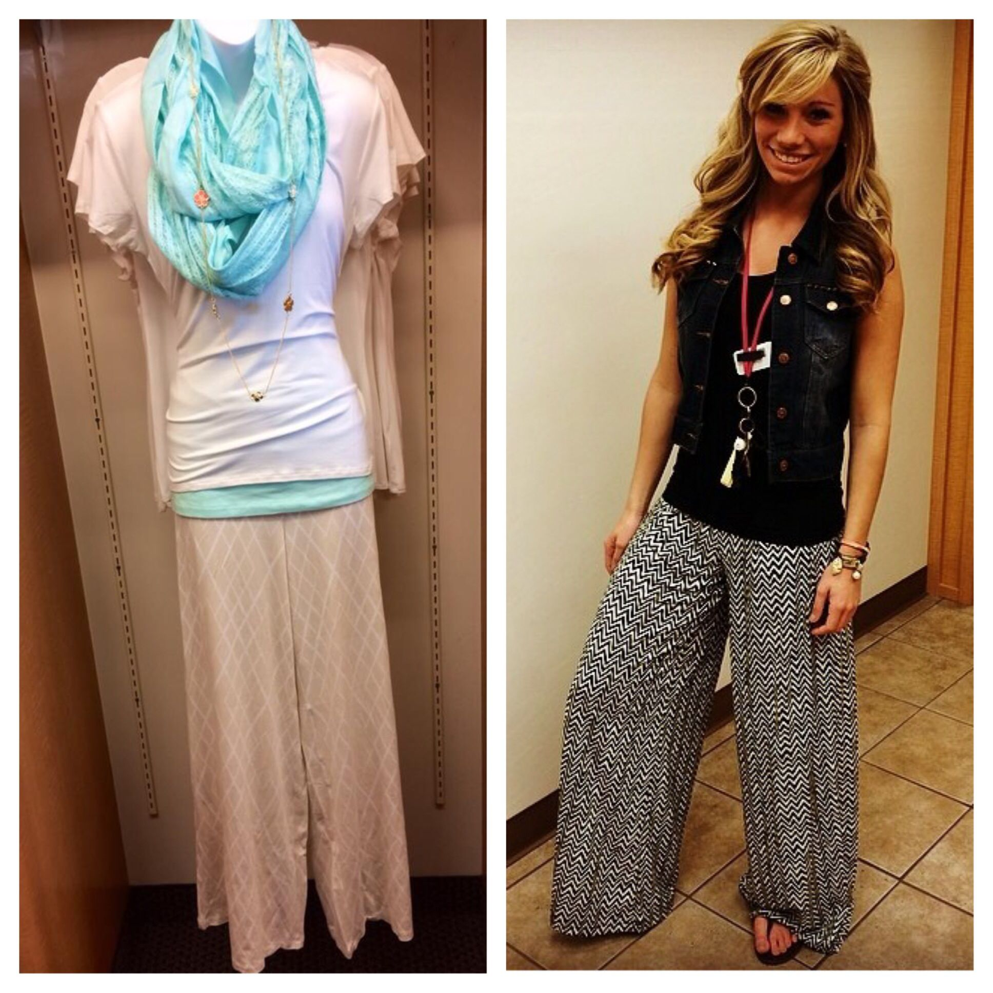 Printed Palazzo Pants Are A Huge Spring/Summer Trend! Stop By Cato In  Moulton