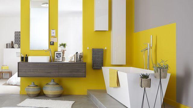 cool Idée décoration Salle de bain - Relooking salle de bains  nos