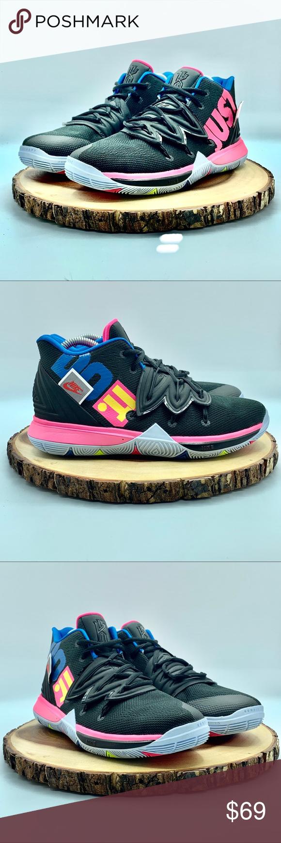 Nike Kylie 5 Just Do It Youth Basketball Shoe SZ 7 Women's