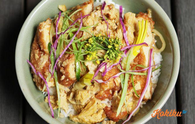 Resep Chicken Katsu Don Chicken Katsudon Recipe Recipes Resep Chicken Katsu