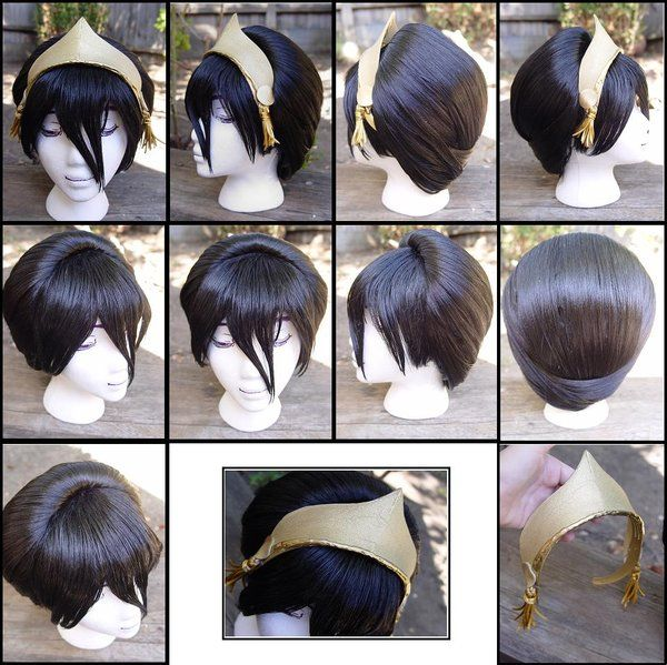"Avatar The Promise: Toph Bei Fong ""The Promise"" Cosplay"