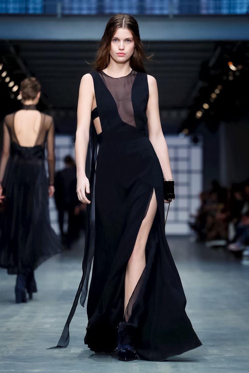 048f0324469a8 Trussardi Men Women Fashion Show Ready To Wear Collection Fall Winter 2018  in Milan