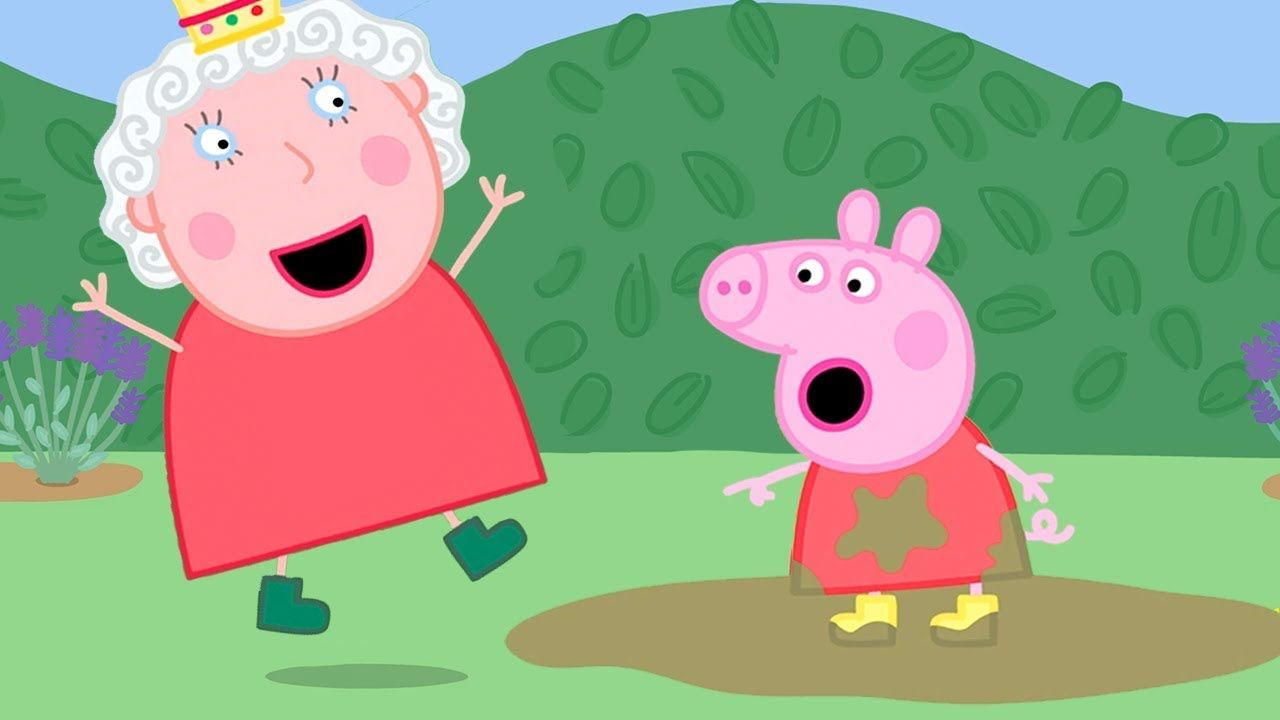 Peppa Pig English Episodes Peppa Pig Funny Peppa Pig Wallpaper