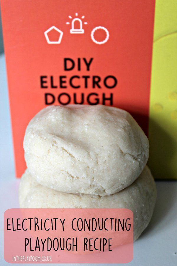 Electric play dough fun science experiments science experiments electric play dough easy science experimentsscience funscience ideasteaching forumfinder Images
