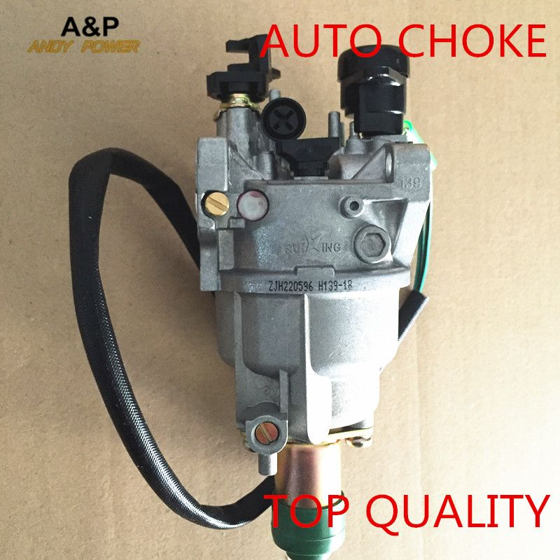 Aliexpress Com Buy Ruixing Carburetor For Gx390 Generator Engine 5kw Gas Generator Ec6500 188f 389cc Ruixing Best B Gas Generator Best Brand Generator Parts