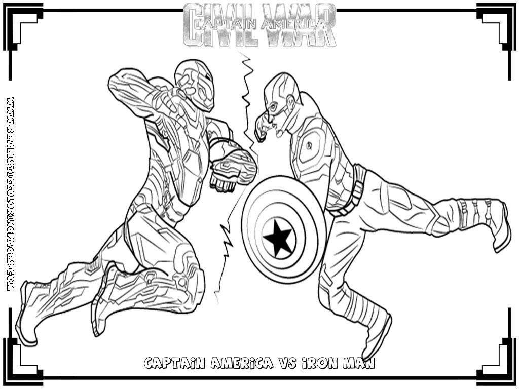 Captain America Coloring Pages Unique Civil War Coloring Pages Captain America Coloring Pages Superhero Coloring Pages Coloring Pages