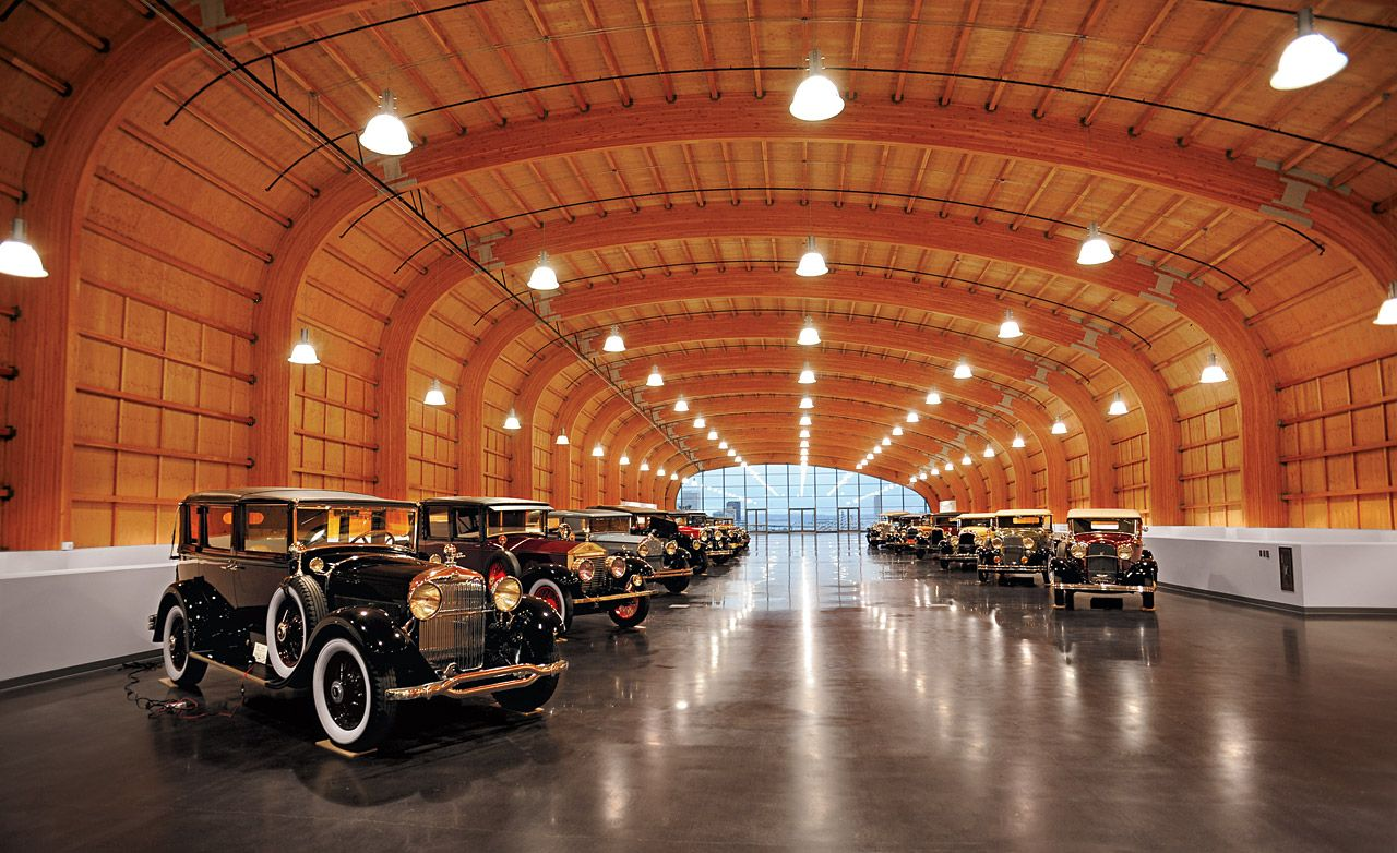 American car center birmingham alabama - The Lemay America S Car Museum Is A Museum In The City Of Tacoma Washington