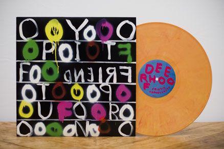 Deerhoof - Friend Opportunity (Orange)