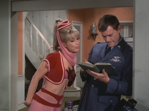 I Dream of Jeannie (1965-1970) | 29 TV Shows That Every Television Lover Should Have Seen
