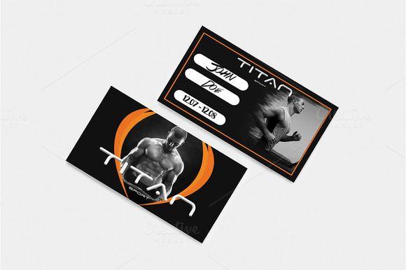 Gym Membership Card @creativework247 Cards Pinterest Fonts - membership cards templates