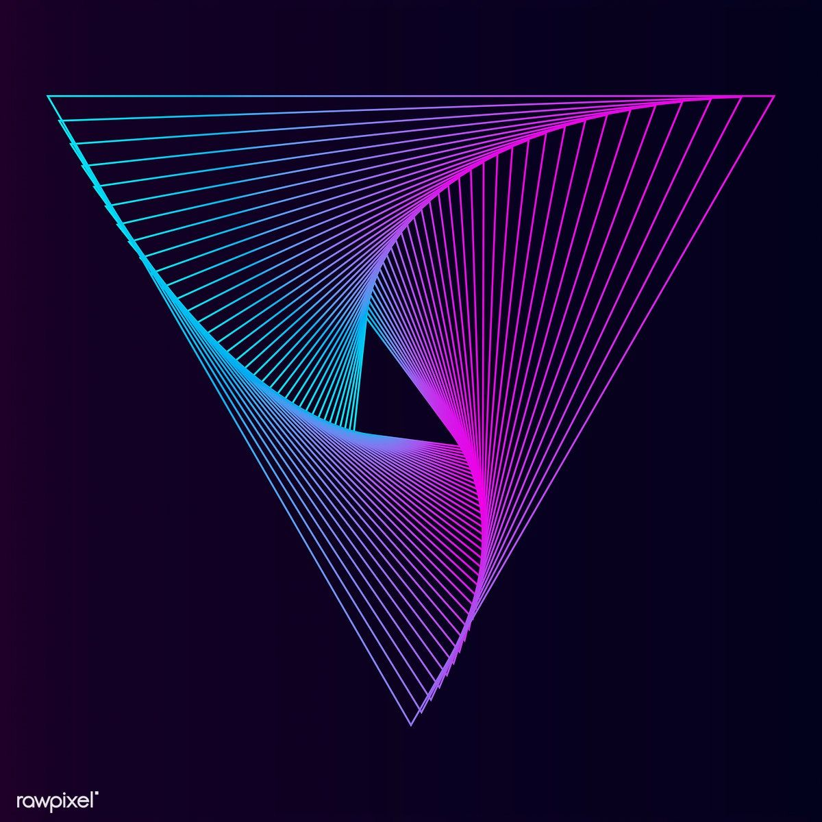 Abstract dynamic pattern wallpaper vector free image by rawpixel also rh in pinterest