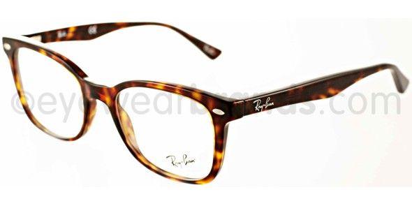 fefcaf8c649 Ray-Ban RX 5285 - Ray-Ban RX5285 2012 Havana