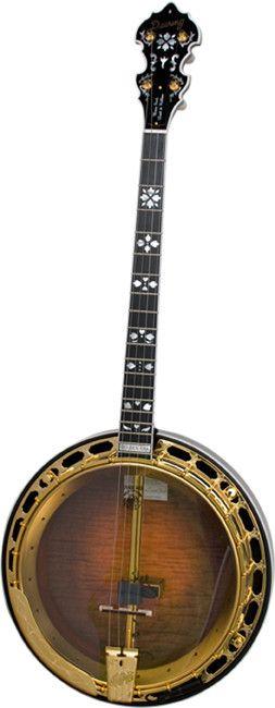 Deering Golden Classic™ 19-Fret Tenor Banjo I love it!