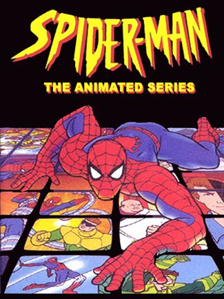 Spider Man Tas Serie De Television Animada Spider Man Series Animadas Antiguas