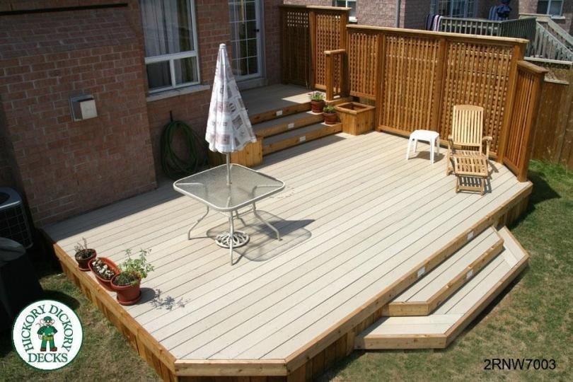 Lovely Multi Level Decks Design And Ideas