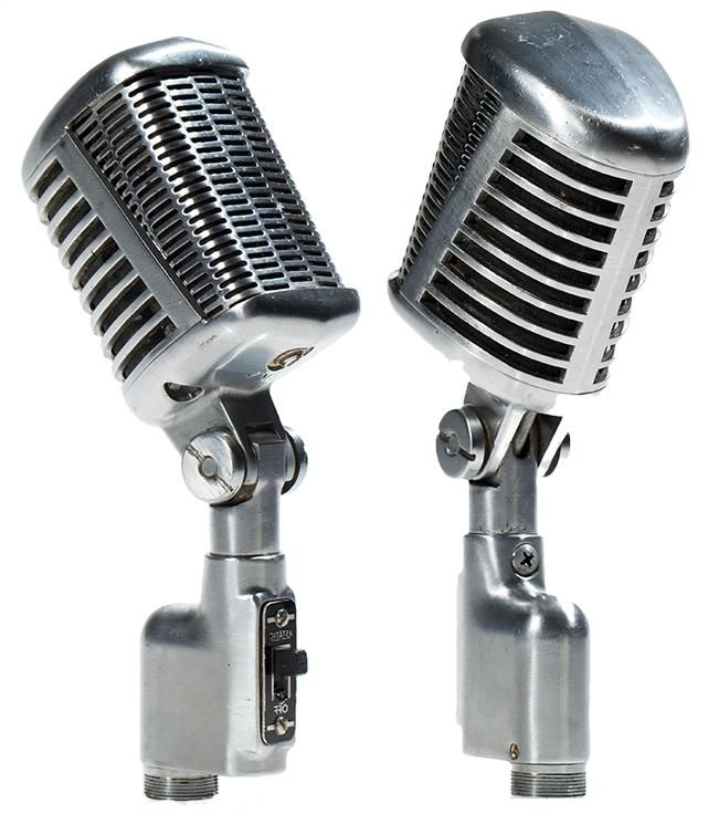 Astatic 77 Microphone Microphones Vintage Microphone