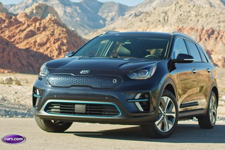 2019 Kia Niro Ev Next In Current Stream Of Long Range Electrics Video Dream Cars Used Engines Electric Cars