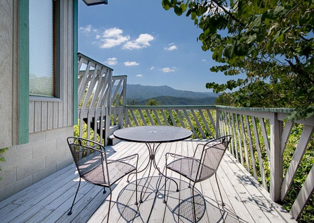 Mountain Majesty   1 Bedroom   High Above Gatlinburg And Facing The  Mountains, This Chalet