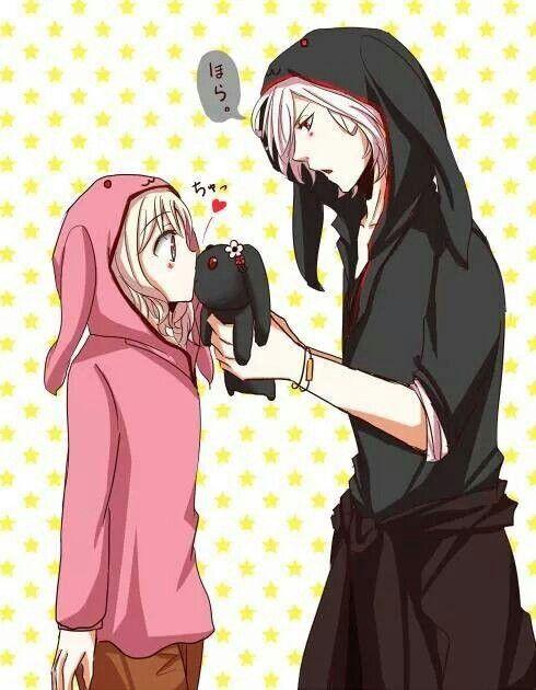 Diabolik lovers subaru x yui anime couple diabolik - Dark anime couples ...