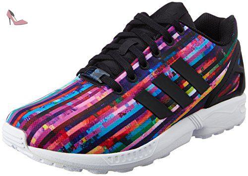 new styles 629f7 58625 adidas zx flux chaussures de running mixte adulte