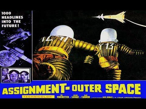 Assignment: Outer space (1960) Sci-fi Movie - YouTube ...