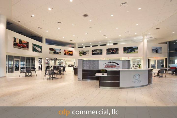 John Elway Toyota >> Pin By Cdp Commercial On Architectural Photography John