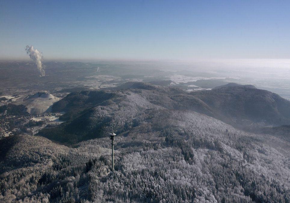 Fototapete Berge (Nr. 5089)  www.berlintapete.de