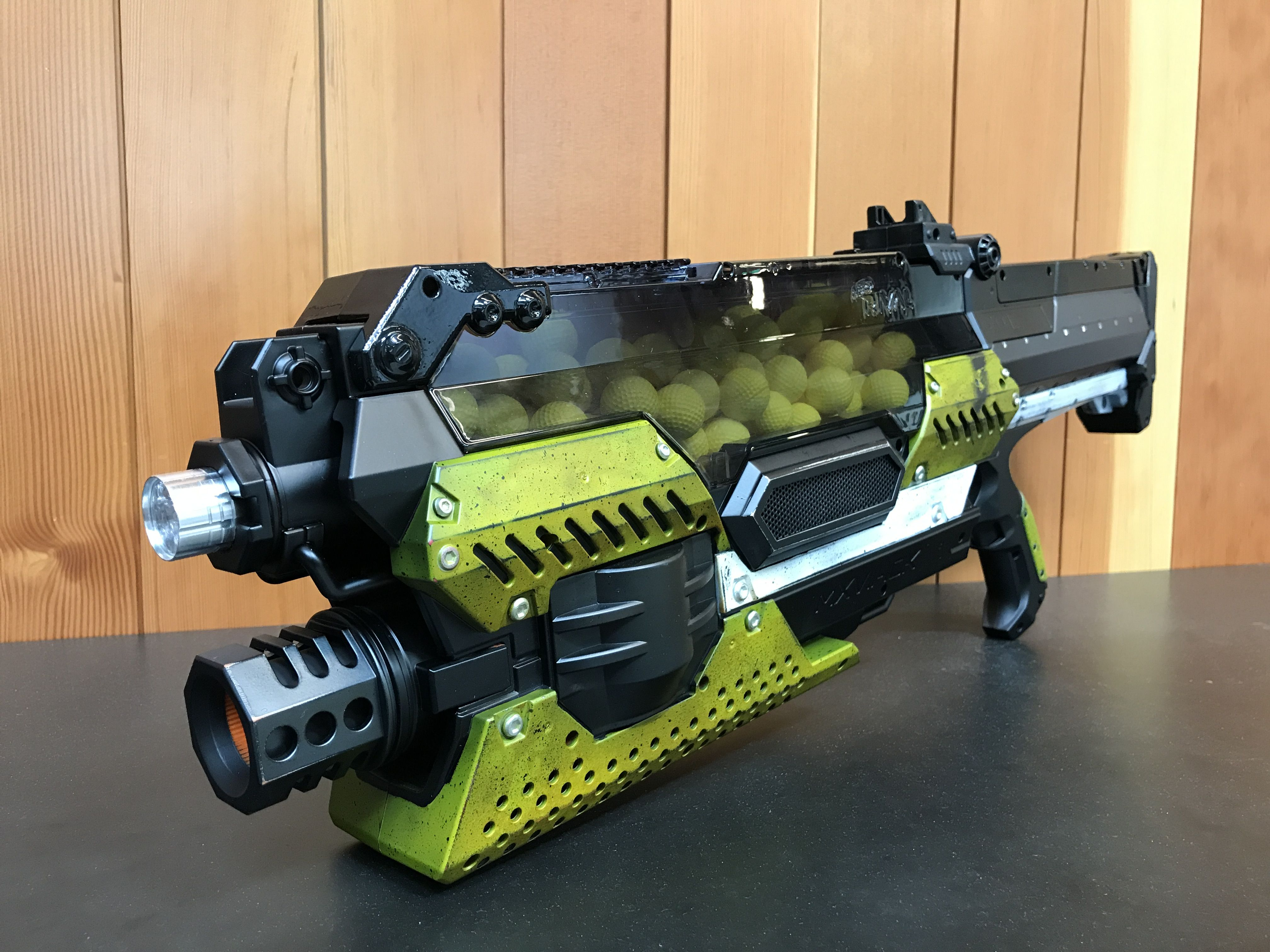 Nerf gun attachments · Rival Nemesis ...