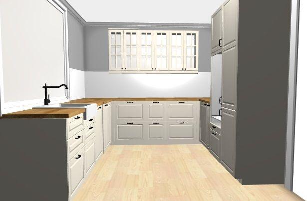 Znalezione Obrazy Dla Zapytania Kuchnie Ikea Home Home Decor Kitchen Cabinets