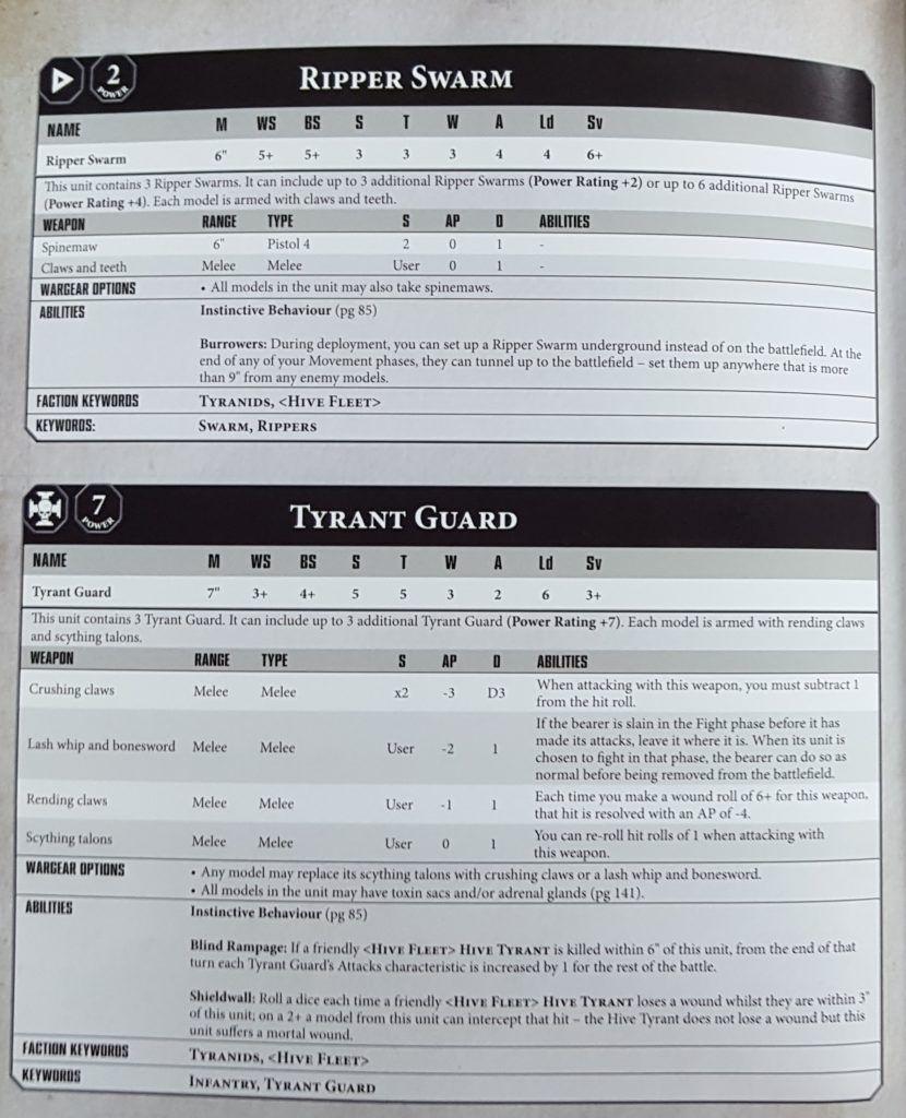 warhammer 40k 8th rules pdf